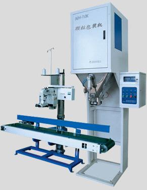 南衡分享颗粒包装秤的常见故障和处理方法