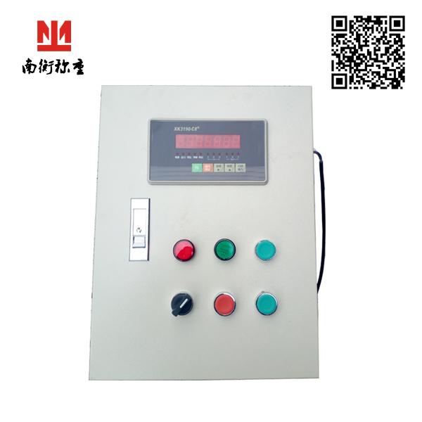 自动称重配料控制箱-南衡称重厂家提供防爆控制箱定做