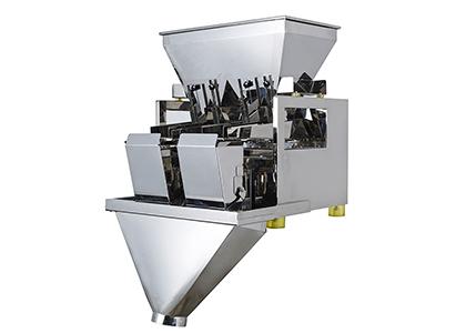 50g-3kg线性称重智能双斗颗粒包装机(秤)