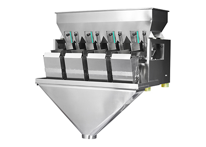 1-3kg线性四斗智能称重颗粒包装机(秤)