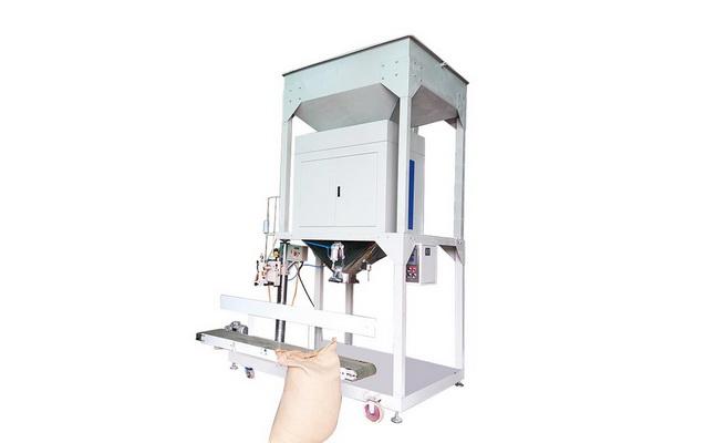 25-100公斤自动称重包装机一体机