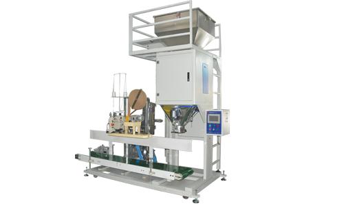 塑料颗粒自动称重包装机 装包机设备